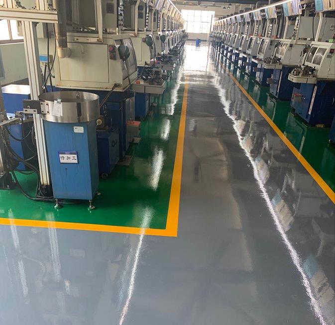 耐固地坪告诉你施工过程中如何增加陕西环氧地坪漆的耐磨性呢?