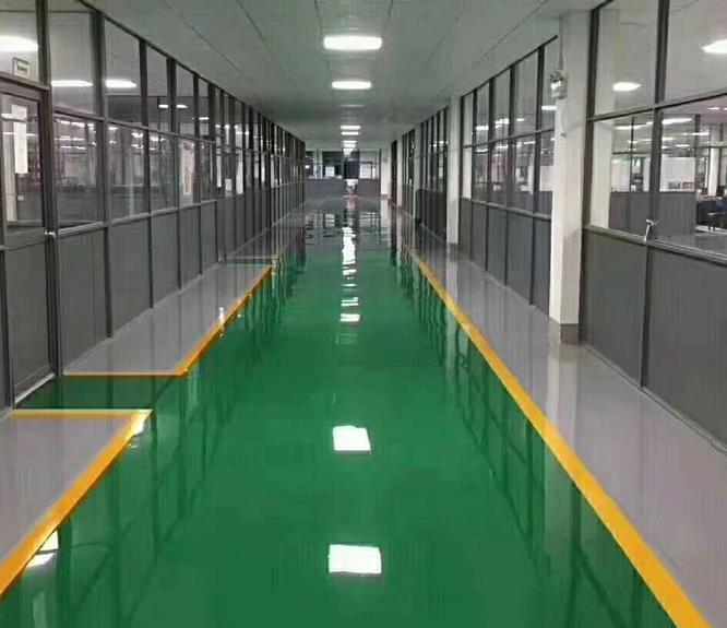 西安耐固地坪装饰工程小编讲解陕西环氧地坪脱落的主要原因以及应该如何预防