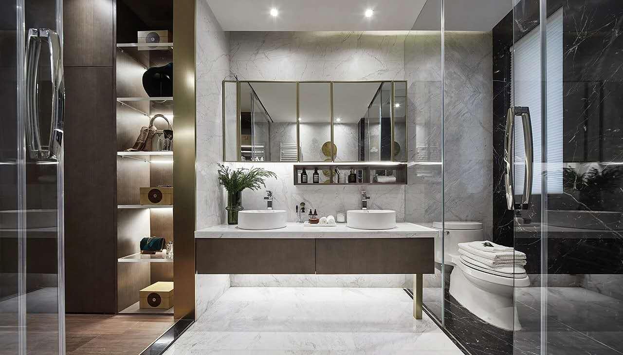 浴室设计装修