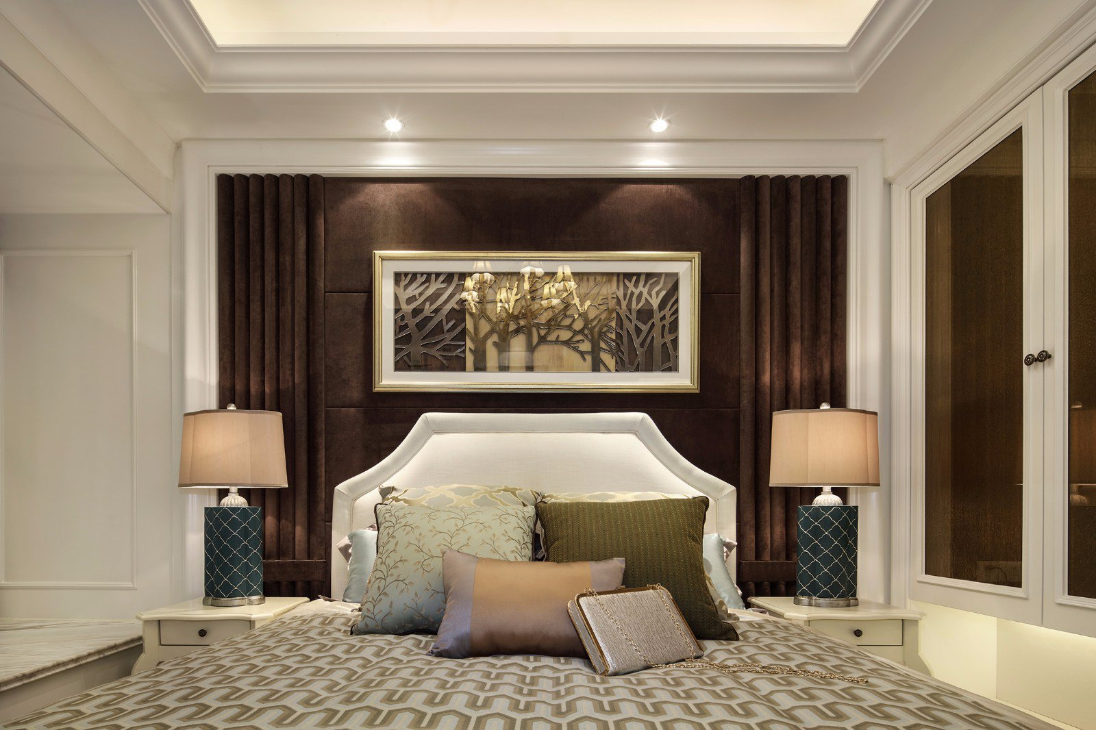 家庭装修时每个空间的灯怎么挑选?陕西整体家装公司来分享