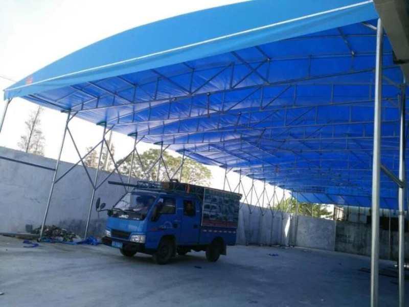 陕西鑫盛泰钢结构有限公司:雨棚与遮阳棚都有哪些区别