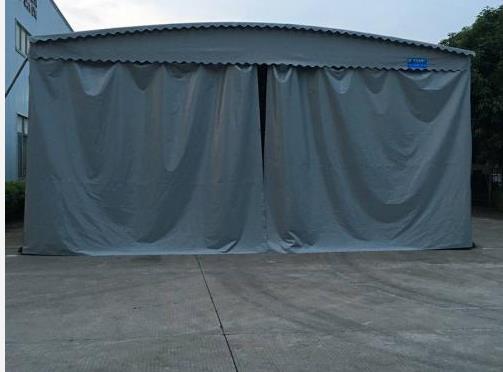 西安折叠雨棚定制