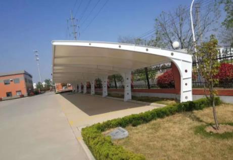 鑫盛泰棚业给大家分享关于推拉式活动雨棚的设计要点