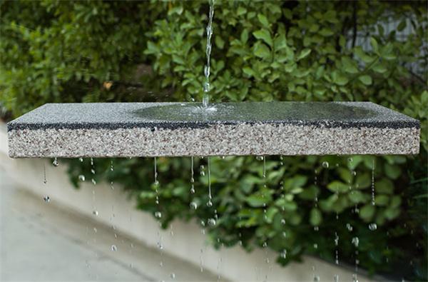小編帶你了解透水磚的幾種類型