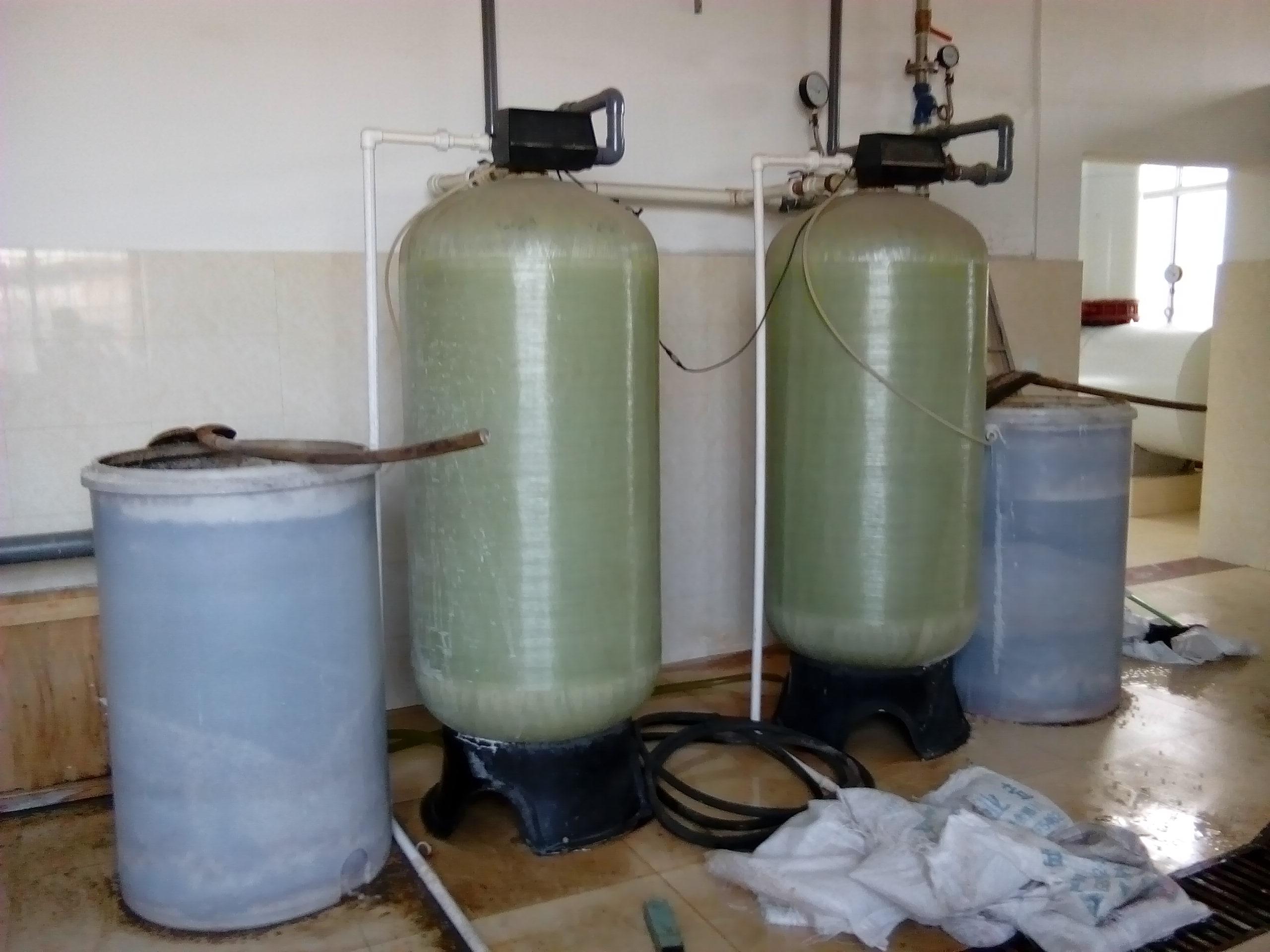 洛阳软化水设备