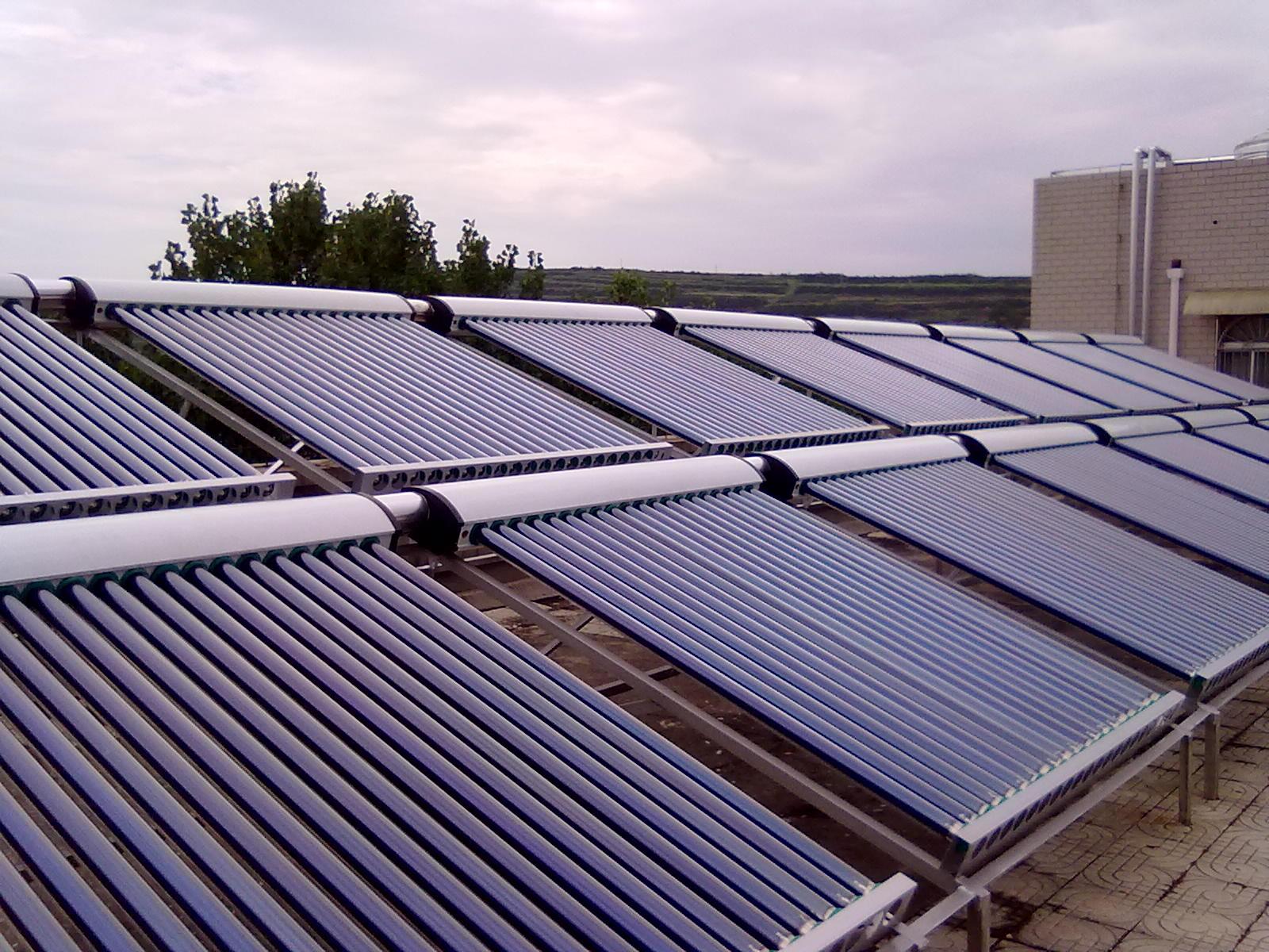 洛阳热水设备价格-太阳能热水系统