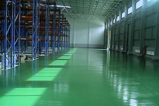 水性环氧地坪与普通环氧地坪