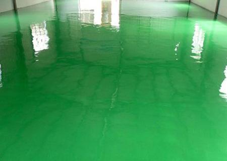 环氧耐磨地坪漆