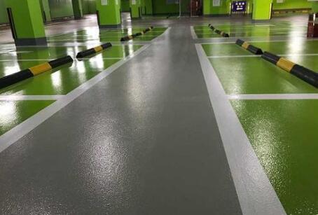 提高环氧地坪漆涂层附着力的方法
