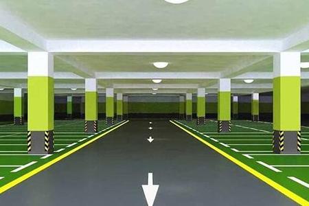 停车场环氧地坪的施工工艺方案