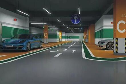 停车场环氧地坪设计注意事项