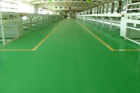 专业环氧地坪施工公司的保养与维护