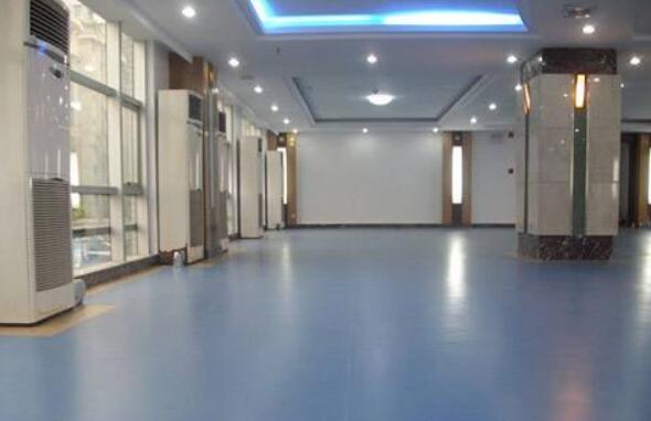 pvc塑膠地板安裝