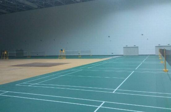 塑胶地板地面铺设