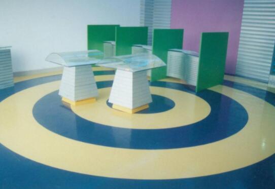 塑胶地板的安装方法