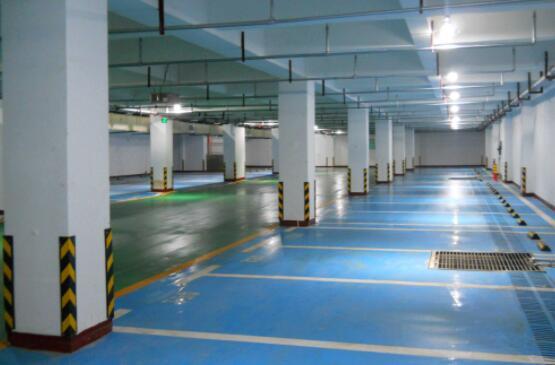 环氧地坪在冬季施工的三个重要阶段措施