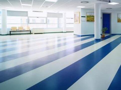 冬季塑胶地板施工应该注意哪些事项