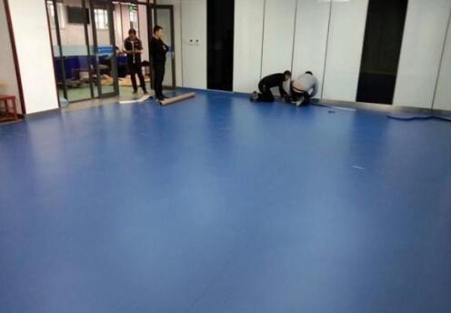 塑胶地板的使用年限是多久