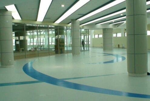 环氧地坪和PVC塑料地板的区别
