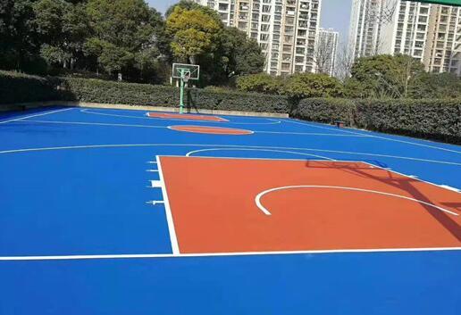 EPDM塑胶篮球场和硅PU篮球场哪个好