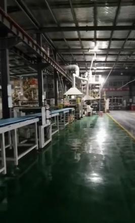 生产车间流水线