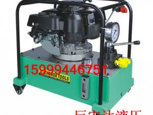 SP-2A電動液壓泵 汽油機動泵