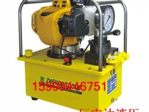 SP-2B電動液壓泵 汽油機動泵