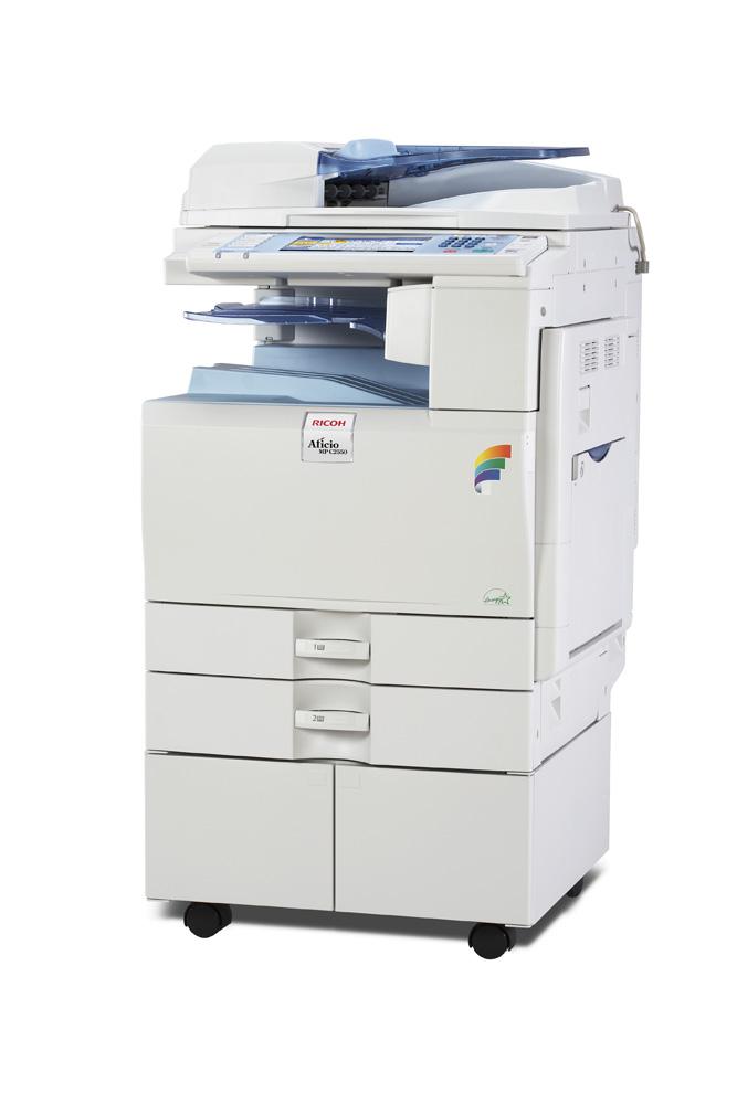达州彩色复印机出租