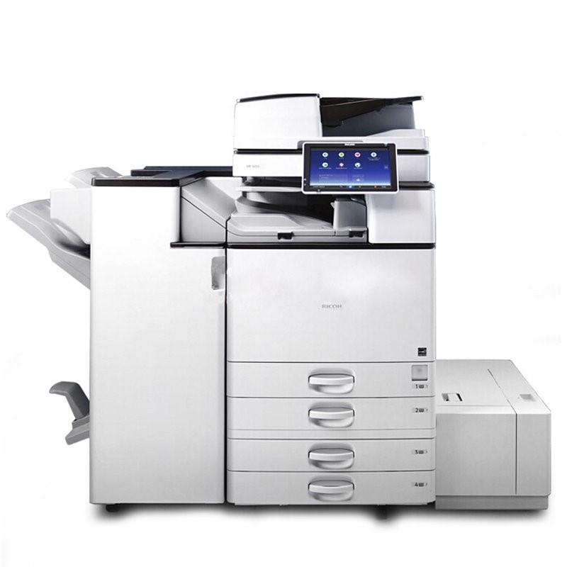 大家知道复印机如何加墨粉吗?达州复印机租赁告诉你