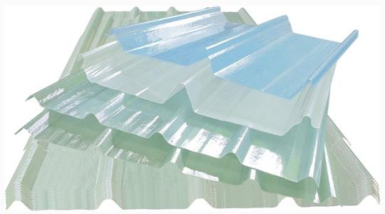 10年老師傅來告訴玻璃鋼瓦的選擇及延長使用壽命的秘密