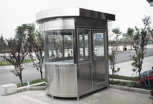 宜宾不锈钢亭制作工艺流程及应用场所