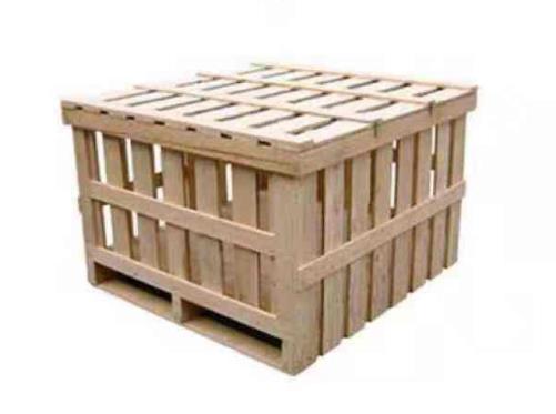 陕西木质包装箱