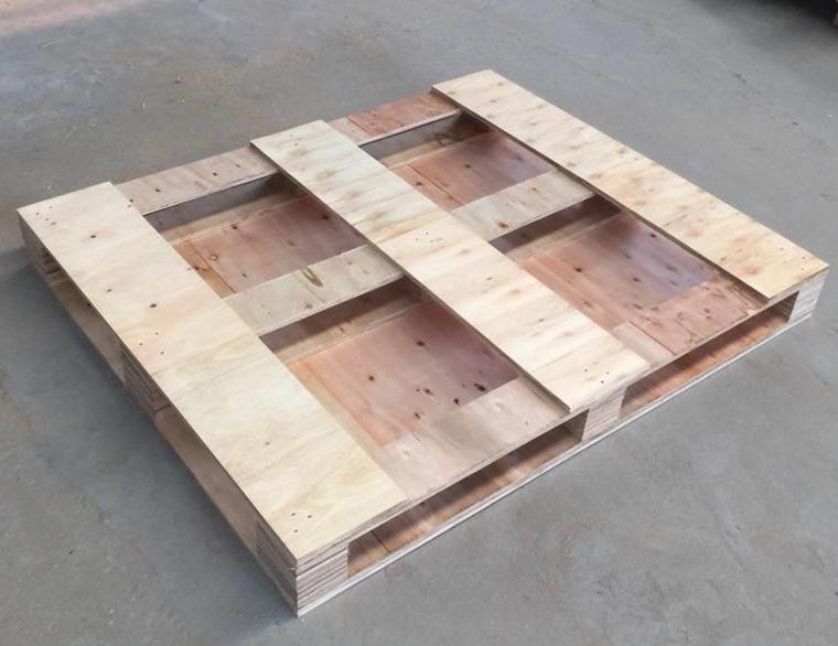 新广地塑木包装