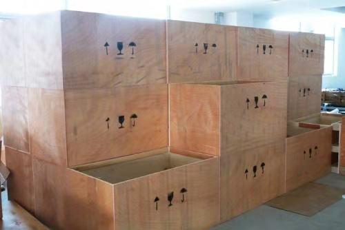木箱木架加工