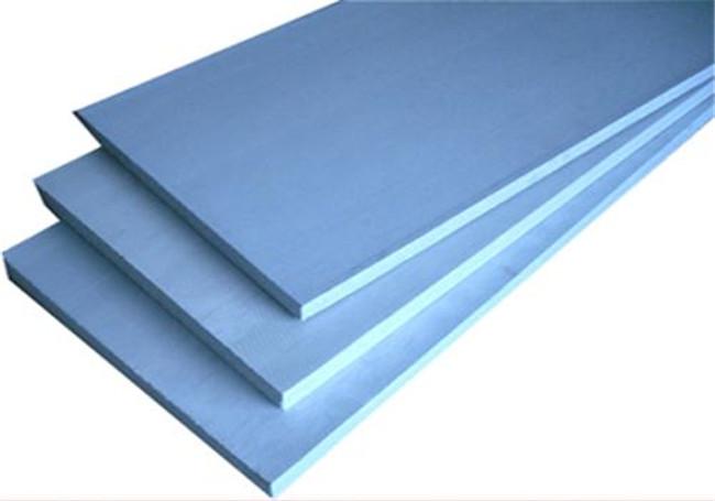 挤塑板表面结构对导热系数的影响