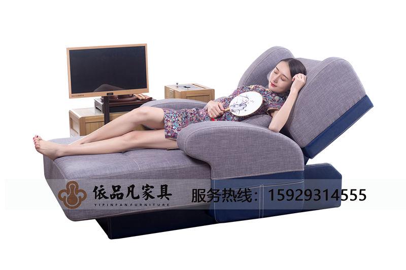 西安影院休息厅沙发定制