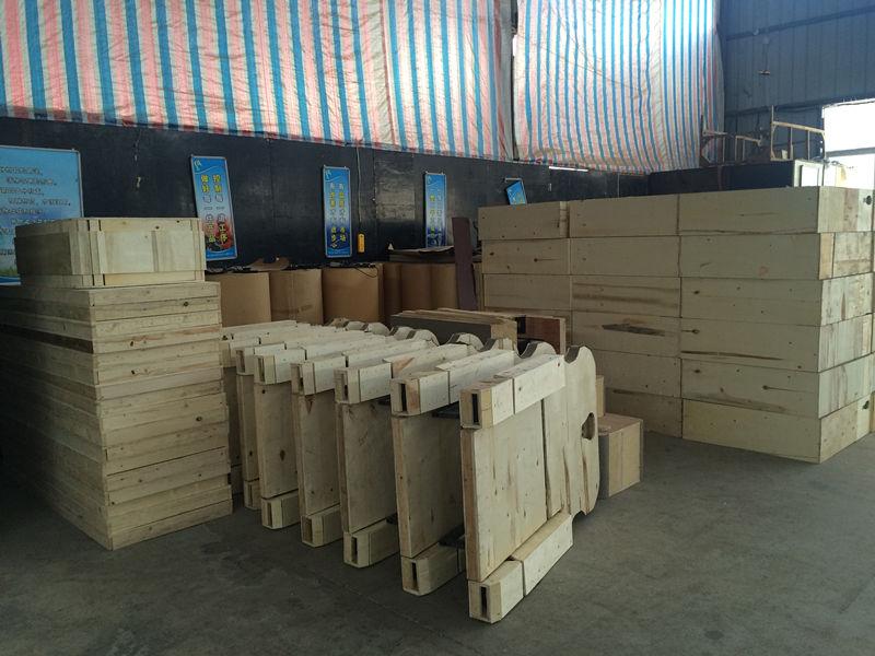 沙发整体钢木框架