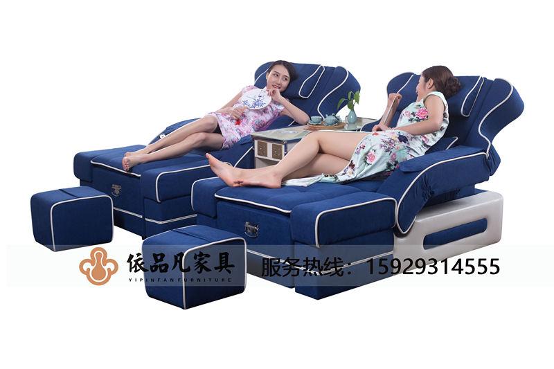 不知道足浴沙发都有哪些种类吗?西安足疗沙发厂来分享