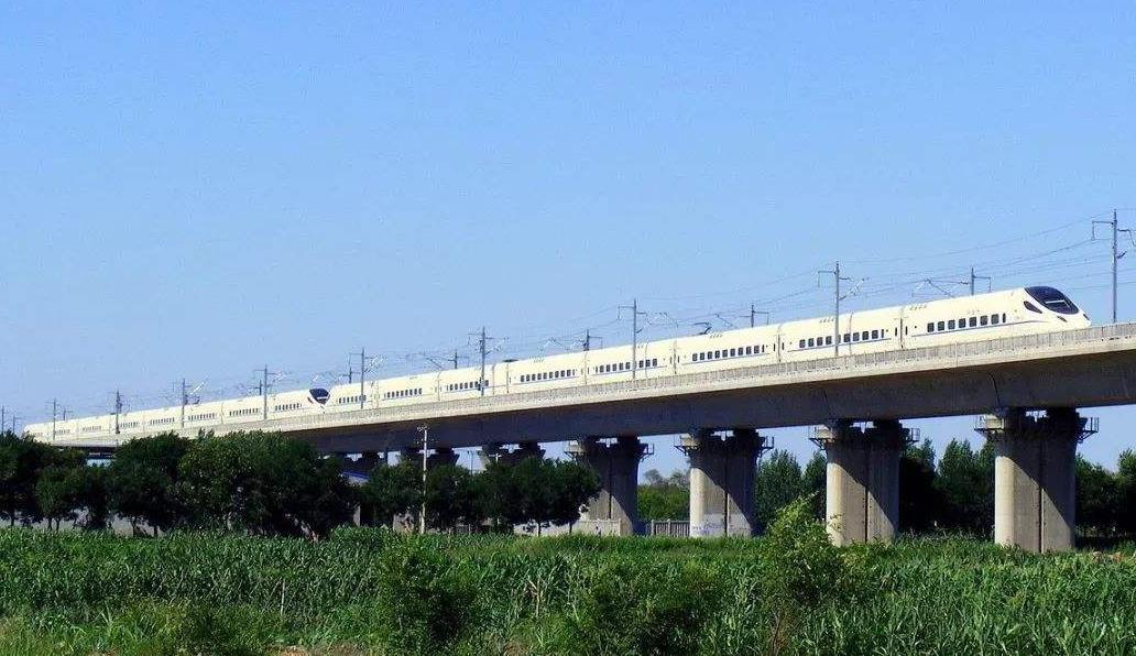 大西高铁陕西段