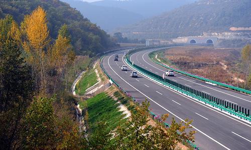 青兰高速陕西段
