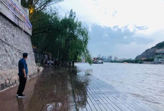 兰州市防汛办决定启动黄河兰州段区域Ⅳ级应急响应