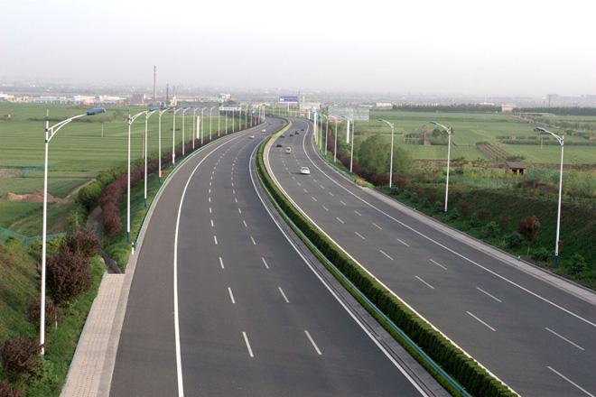 西安咸阳机场高速