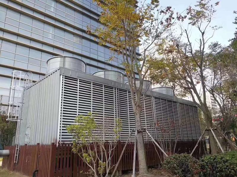 甘肃某医院空调改造项目主机出货中