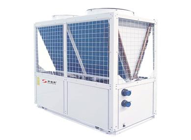 甘肃680空气源热泵机组