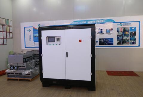 空气源热泵机组作为夏季空调冷源的要求