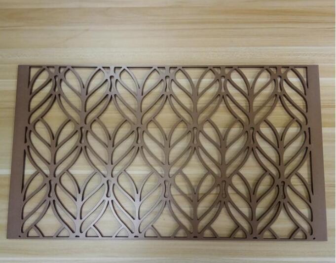 雕花铝单板设计