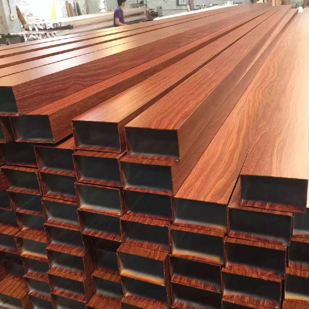 简述陕西木纹铝单板为何被广泛应用,木纹铝单板如何选择?