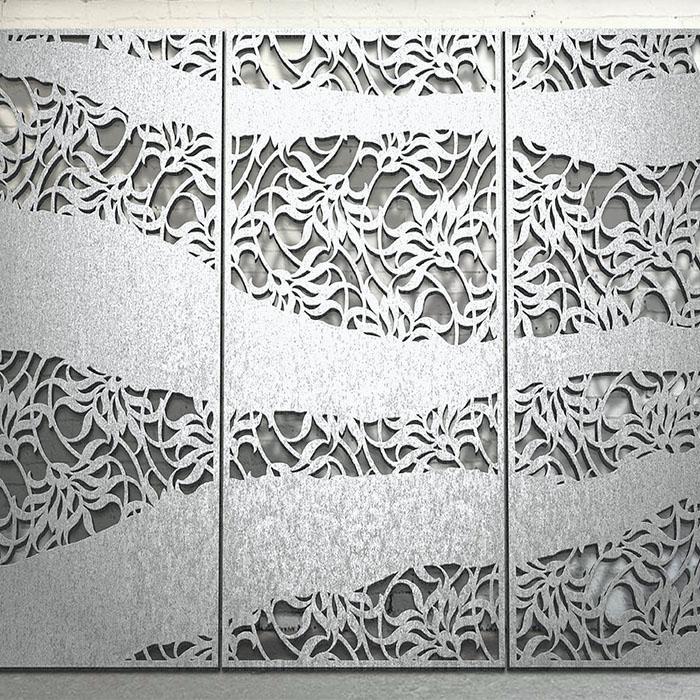 陕西雕花铝单板定制