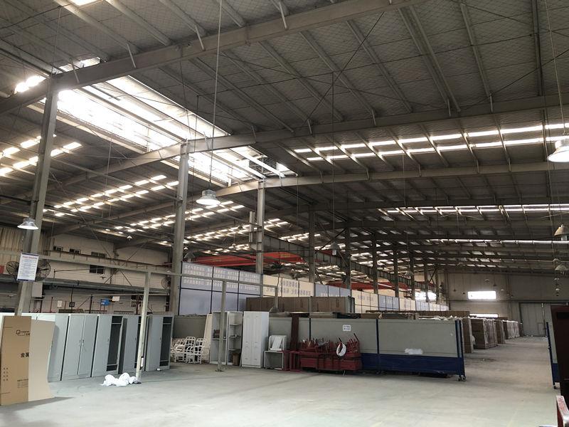 陕西铝单板生产车间