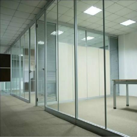 西安单玻璃隔断